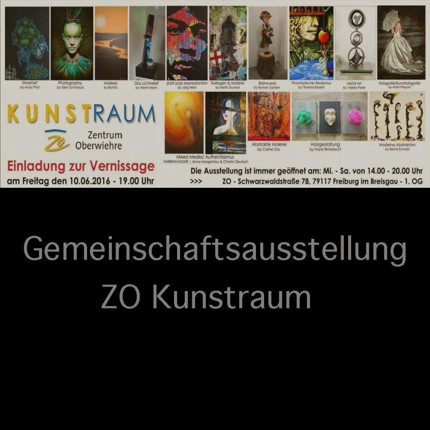 Ausstellung ZO Kunstraum Freiburg