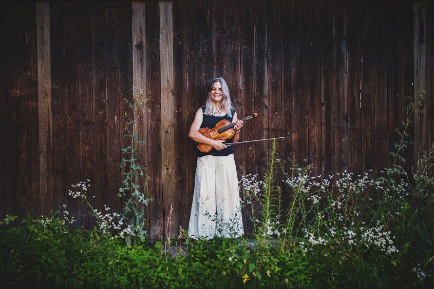 Fotos für die neue webseite der Musikerin susanne fischer