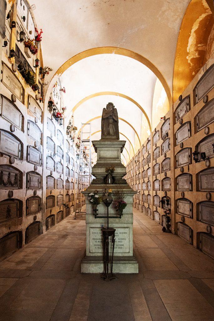Monumentalfriedhof Staglieno